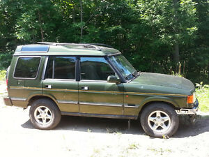 1998 Land Rover Discovery SUV, - 50th Anniversary Model