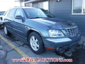 2005 CHRYSLER PACIFICA TOURING 4D UTILITY TOURING