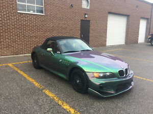 Beauty BMW Z3 Roadster convertible