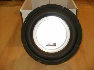 """10"""" CLARION SUB WOOFER"""