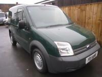 Ford Transit Connect 1.8TDCi ( 90PS ) Euro IV T220 SWB LX