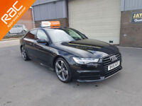 2015 AUDI A6 2.0TDI S TRONIC BLACK EDITION SLINE ULTRA ONLY 58,000 MILES