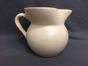 Large Uniquely Designed Pitcher