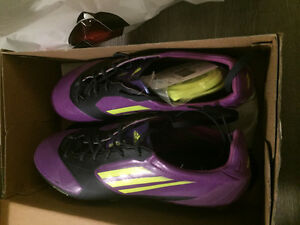 Brand new Adizero Women soccer cleats