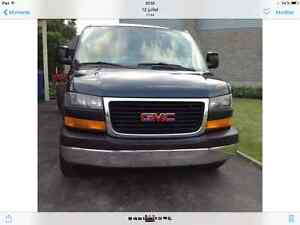 2007 GMC Savana SLE Fourgonnette, 8 passagers