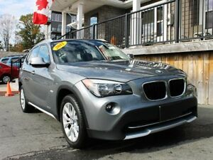 2012 BMW X1 xDrive28i / 2.0L I4 Turbo / Auto / All Wheel Drive