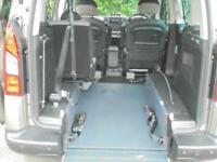 Citroen Berlingo 1.6TD XTR Auto WAV Wheelchair Accessible Vehicle Disability Car