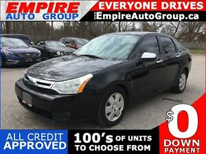 2009 FORD FOCUS SE * SATELLITE RADIO SYSTEM * POWER GROUP