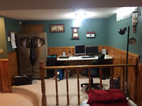 July and August Sublet in Furnished Room for Mature Students!