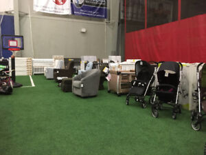 Scarboro ARENA SALE --Baby Convertible Cribs+Nursery+Gliders