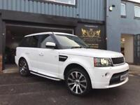 Land Rover Range Rover Sport 3.6TD V8 auto 2012 AUTOBIOGRAPHY CONVERSION