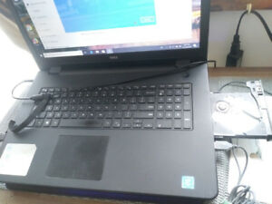 Dell 17 laptop