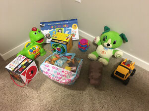 Toddler toys in great condition