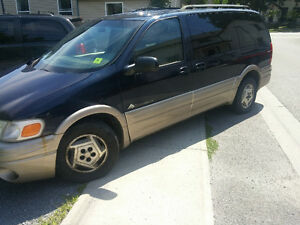 2005 Pontiac Montana Minivan, Van Kingston Kingston Area image 1