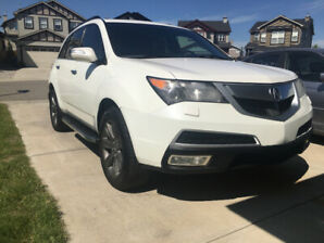 2010 Acura MDX Advance SUV, leather/heated seats,camera,DVD,Navi