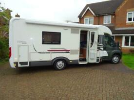 Adria Coral S670 SL 3 Berth, Rear Washroom, Fixed beds, Motorhome For Sale