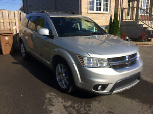 Dodge journey 2012 r/t AWD