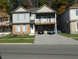 LARGE, OPEN CONCEPT UPPER DUPLEX WITH GARAGE AND FENCED BACK YAR