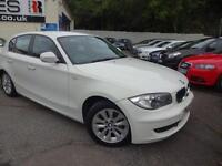 2010 60 BMW 1 SERIES 2.0 118D ES 5D 141 BHP DIESEL