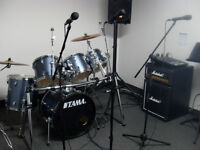 Local de pratique/Jam space