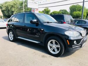 BMW X5 AWD-35D Diesel-Navigation-Dvd-Camera- 2009