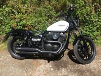 Yamaha XV 950 Bobber motorcycle