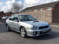 2001 Subaru Impreza wrx turbo uk bugeye 4x4 85k low mileage