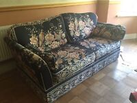 1 double sofa