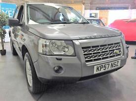 2008 57 LandRover Freelander 2 GS,Face Lift