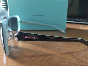 NEW-TIFFANY SUNGLASSES NEVER WORN