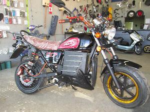 """E-Bike Rebel 72 Volt 500 Watt New Awesome Bike """"LOOK"""""""