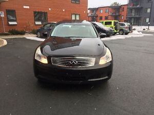 2009 Infiniti G37x lUXURY PACKAGE Sedan