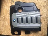 BMW X5 E70 OR X6 E71 3.0d ENGINE COVER IN GOOD CONDITION