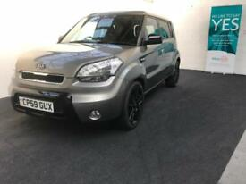 Kia Soul 1.6CRDi 201o Tempest finance available from £20 per week