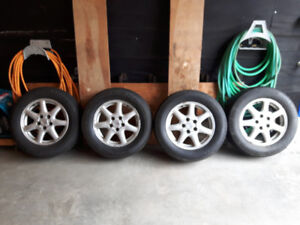 1999 Cadillac STS rims and tires