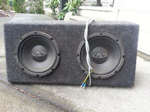 Vehicle Sub Woofer - SOLD