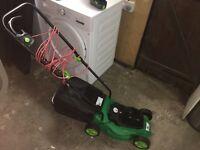 1000W GLEM 1030 Electric Lawnmower