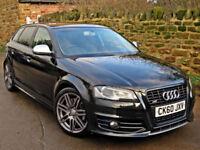 2010 AUDI S3 2.0T FSI ( 265ps ) QUATTRO SPORTBACK S TRONIC AUTO BLACK EDITION !!
