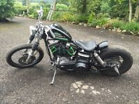 Harley Davidson 1600cc chop