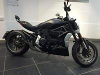 DUCATI XDIAVEL EX DEMONSTRATOR BIKE WITH ONLY 800 MILES COVERED.