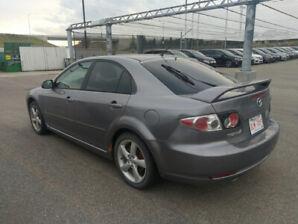 2007 Mazda 6 sedan