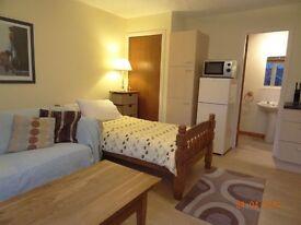 Single room + En-suite shower room - Own entrance - Bills inc