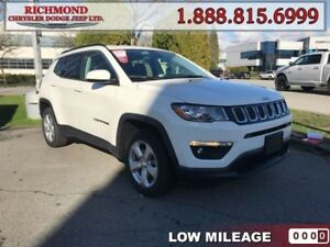 2018 Jeep Compass North  - Bluetooth - Low Mileage