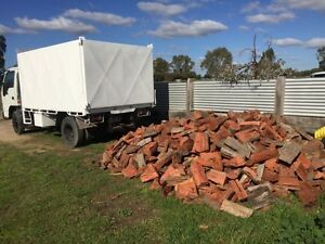Redgum firewood split, dried and delivered North Melbourne Melbourne City Preview