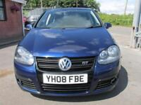 2008 VOLKSWAGEN GOLF 2.0 GT TDI 5 DOOR **LEATHER** DIESEL