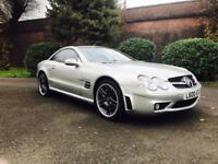 2003 SL55 AMG F1 performance styling pack, Stunning Car