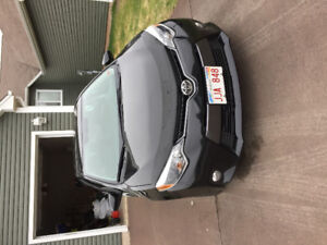2015 Toyota Corolla L.E. with upgrade package