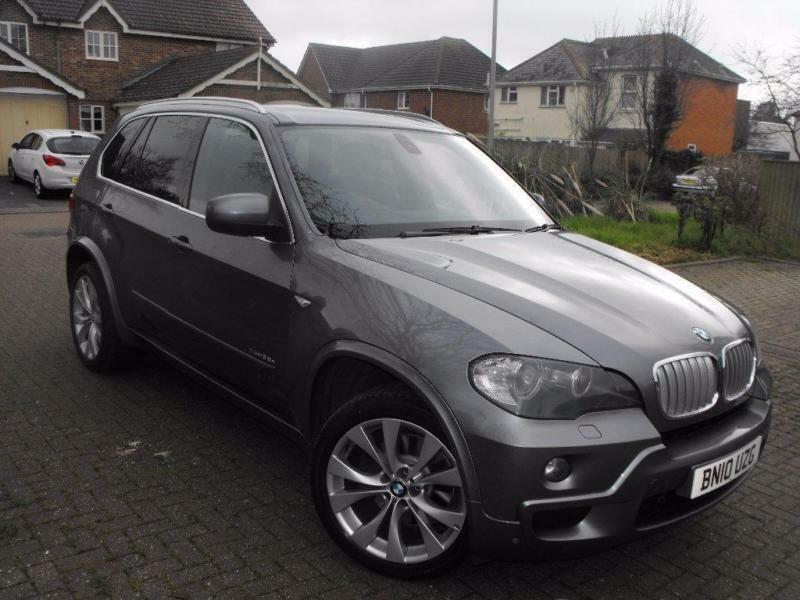 2010 bmw x5 3 0 35d m sport xdrive 5dr in christchurch. Black Bedroom Furniture Sets. Home Design Ideas