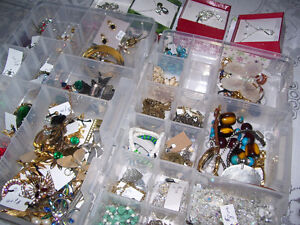 Broaches, Watches, Necklaces, Rings, Earlings Etc