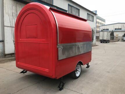 Mobile food trailer / van Clinton Gladstone City Preview
